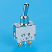 Sealed Subminiature Toggle Switches (ET)