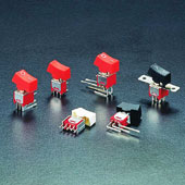 Sub-miniature Rocker Switches