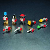 Snap-Acting Momentary Pushbutton Switches